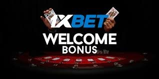 1xBet sign up offer