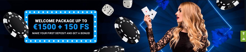 1xBet mobile poker offer